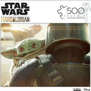NEW Star Wars The Mandalorian The Child Puzzle